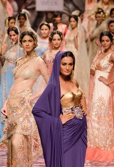 India Bridal Fashion Week 2013: Suneet Varma