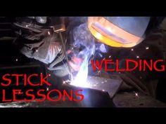 ▶ Basics of Stick Welding: Teach Yourself Stick Welding!! [Part 1 of 5] - YouTube