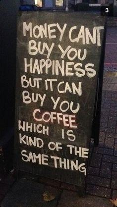 coffe happiness :)
