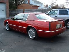 1995 Cadillac Eldorado Biarritz by That Hartford Guy, via Flickr