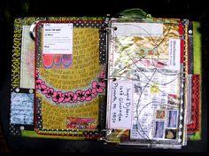 JOURNALFEST 2009  altered books and journals #journal