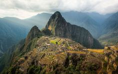 How to Travel to Machu Picchu - Travel & Leisure. I visited this beautiful ancient site in Peru several years ago, and it exceeded expectations. Machu Picchu is an extraordinary place. Peru Travel, Travel And Leisure, Over The Rainbow, Places To Travel, Places To See, Travel Destinations, Machu Picchu Travel, Huayna Picchu, South America Travel