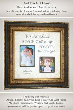 Wedding Quotes :Personalized Wedding Picture Frame Unique Wedding Gift Rustic Wedding Photo Frame Personalized Wedding Gift Wedding Frame For Parents Thank You Gift For Parents, Wedding Gifts For Parents, Wedding Thank You Gifts, Wedding Gifts For Groom, Unique Wedding Gifts, Personalized Wedding Gifts, Bride Gifts, Gift Wedding, Handmade Wedding