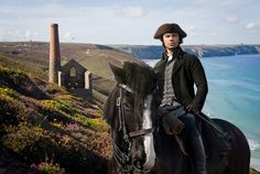 Poldark places - The BBC's adaptation of Winston Graham's Poldark novels is a thrill-a-minute offering good looks and plenty of drama - and that's just the Cornish scenery.  While actor Aidan Turner is the show's heart-throb, it's Cornwall's breath-taking landscapes that really steal the show, with its rugged headlands, beaches and wild-looking moors.  We've put together these pictures of real-life locations in Cornwall that have all featured in the show.