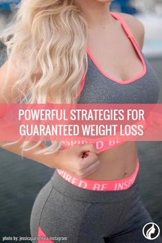Powerful Strategies for Guaranteed Weight Loss ★ See more: http://glaminati.com/powerful-strategies-guaranteed-weight-loss/