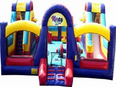 Buy cheap and high-quality Kidz Gym Big. On this product details page, you can find best and discount Inflatable Obstacles for sale in 365inflatable.com.au