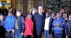Christmas with Chirac