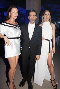Η ελληνική showbiz στο fashion show του Στέλιου Κουδουνάρη! - JoyTV