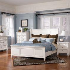 Ashley Furniture Bedroom Furniture   Ashley Furniture HomeStore – Prentice Panel Bed