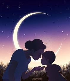 Art Discover Nostalgia by on DeviantArt Son moon stars Mommy And Son I Love My Son Mom Son Mom And Baby Mother Art Mother And Child Grands Parents Mothers Love Kids And Parenting Mommy And Son, I Love My Son, Mom Son, Mother Art, Mother And Child, Tattoo For Son, Mothers Love, Kids And Parenting, Art Drawings