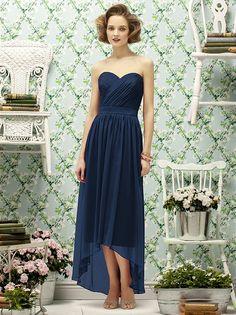 Lela Rose Style LR190 http://www.dessy.com/dresses/bridesmaid/lr190/