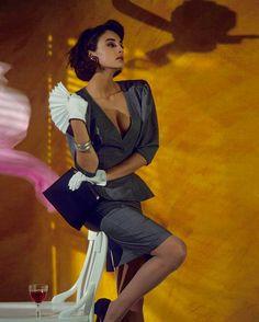 1985, Paris, by Frank Horvat