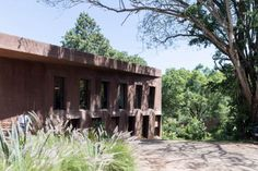 roeoesli & maeder completes new swiss embassy in nairobi, kenya Nairobi, Kenya, Pergola, Outdoor Structures, Gallery, Plants, Image, Design, Afro