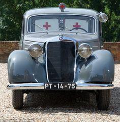 1952 170v ambulance ,Mercedes Benz Sales and Leasing