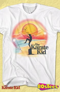 Airbrush Karate Kid Geeks:   Enjoy the comfort of home or travel the great outdoors in this men's style shirt that has been designed and illustrated with great art.