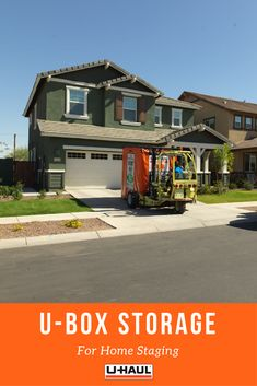 Realtors: during your next home staging project, store items out of sight in a U-Box Container! Click through to learn about our on-site storage option. Self Storage, Cube Storage, Storage Boxes, Storage Ideas, Moving And Storage, Container Store, Next At Home, Home Staging, Small Apartments