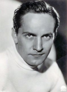 Fredric March - I always thought he looked like a mixture of Gene Kelly and Christopher Plummer.