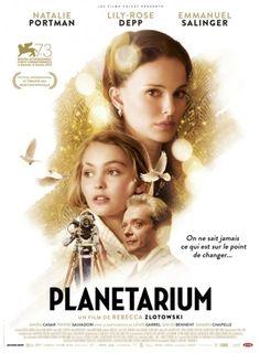 Planetarium French poster