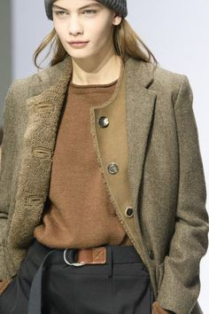Margaret Howell at London Fashion Week Fall 2017