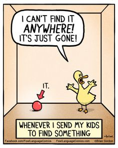 When it comes to the ups and downs of parenting, sometimes you just have to laugh. That's why greeting card artist and dad of two Brian Gordon created Fowl Language Comics, a funny, sweet and often...
