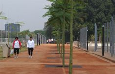 Basketball Court, Youth, Sao Paulo, Museums, Tourism, Parks, Theatres