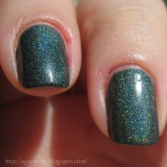 Charcoal holographic