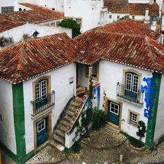 brieandtea Óbidos, Portugal Adorable cuteness of Óbidos, pt. II