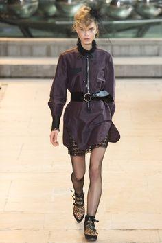 Isabel Marant Fall 2016 Ready-to-Wear Fashion Show - Line Brems (OUI)