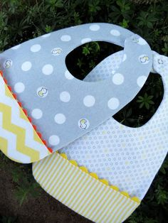 Just Another Hang Up: Pocket Bibs...