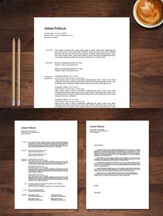 Cover Letter In A Resume Amazing Honeycomb Cv  Free Cover Letter  Resume Templates  Pinterest .