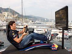 Red Bull F1 Playseat