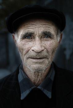 'Armenian Gentleman' - Jack Eads.  Photo taken in Yerevan, Armenia.