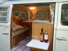 Wine. Camping. Westfalia. When life is gooooood.