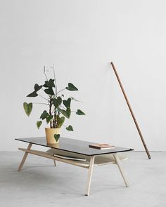 Think & Shift — 'Chiascuro' Table, I+N, 2012
