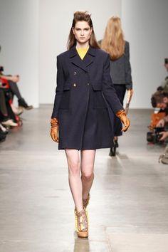 Karen Walker - love the coat