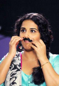 Vidya Balan's Look Is Too Mooch To Handle!