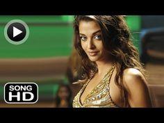 Aishwarya Rai songs Dhoom 2, Sunidhi Chauhan, Romantic Love Song, Song Hindi, Crazy About You, Bollywood Songs, Top Videos, Aishwarya Rai, Hrithik Roshan