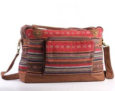 Southwestern Carry on Bag Holiday Bag Beach Bag Sport by TaTonYon