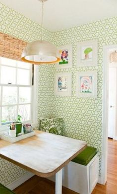 13 Breakfast Nook Ideas for your Small Kitchen domino Small Kitchen Remodel Breakfast Domino Ideas Kitchen Nook Small Kitchen Booths, Kitchen Nook, Eat In Kitchen, Updated Kitchen, Kitchen Decor, Kitchen Ideas, Kitchen Updates, Kitchen Designs, Kitchen Banquette