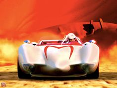 Mach-5 – Speed Racer
