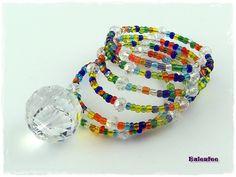 Fensterdeko Feng Shui Kristall Spirale von Villa-Eulenfee auf DaWanda.com