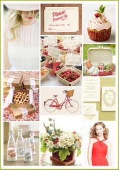 summer-picnic theme