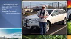 Dear Kathi Pawlak   A heartfelt thank you for the purchase of your new Subaru from all of us at Premier Subaru.   We're proud to have you as part of the Subaru Family.
