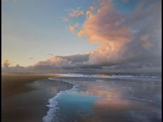 Evening Clouds - YouTube