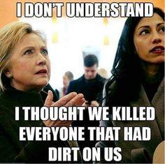 #crookedhillary