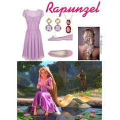Disney Inspirations- Rapunzel