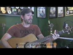 Maggie May by Rod Stewart - Guitar Lessons for Beginners Acoustic songs - YouTube
