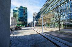 Vienna, 22 District ☺ Vienna, My Photos, Sidewalk, Walkway, Walkways