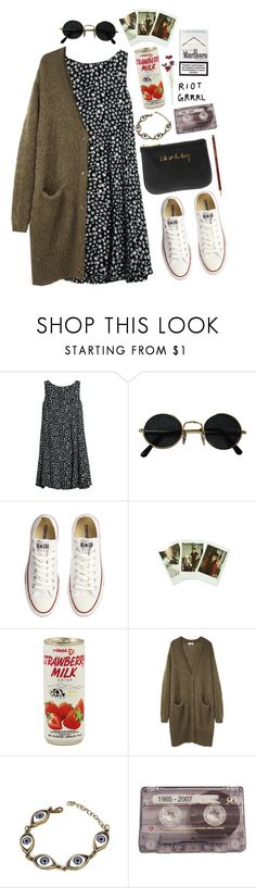 """""""strawberry julius (tag)"""" by celluloid ❤ liked on Polyvore featuring MANGO, Converse, Fujifilm, Rebecca Minkoff, Acne Studios and CASSETTE"""