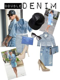 """""""Double denim"""" by charlie-is on Polyvore"""